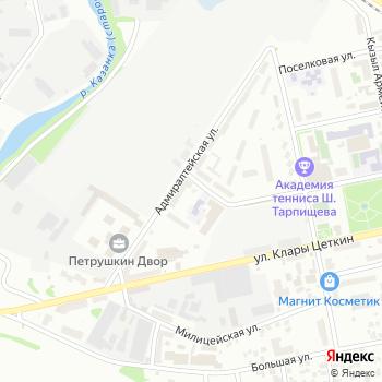 Отдельный пост пожарной части №36 Кировского района на Яндекс.Картах