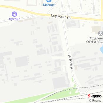 ОКФ-Казань на Яндекс.Картах