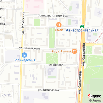 Мир электрики на Яндекс.Картах