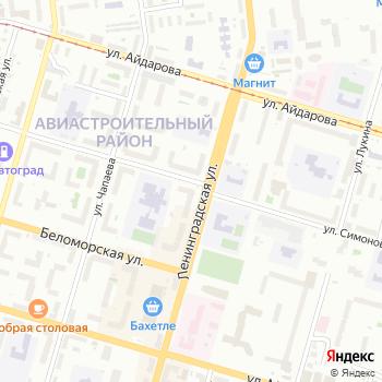 Вырастайка на Яндекс.Картах