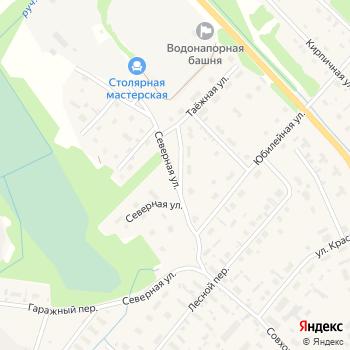 Почта с индексом 165780 на Яндекс.Картах