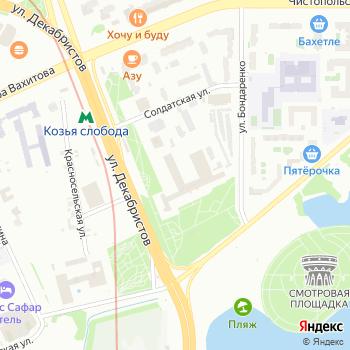 Сабантуй на Яндекс.Картах