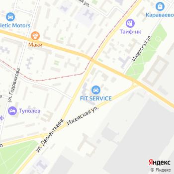 Айлант на Яндекс.Картах