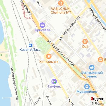 Салон меха на Яндекс.Картах