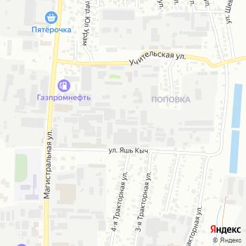 Промсервис на Яндекс.Картах