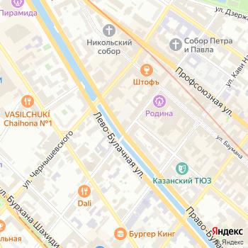 Булгар-Стом на Яндекс.Картах
