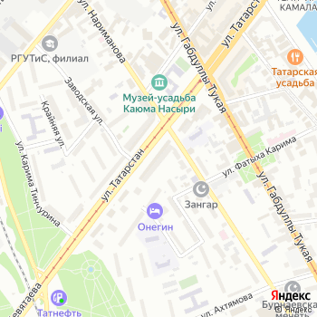 Зверье мое на Яндекс.Картах
