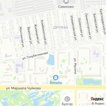 Ночной бриз на Яндекс.Картах