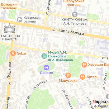Управление здравоохранения на Яндекс.Картах