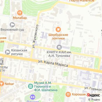 Детская библиотека-филиал №38 на Яндекс.Картах
