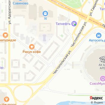 Мама купи на Яндекс.Картах