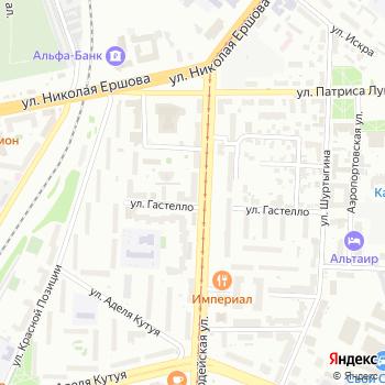 Легис на Яндекс.Картах