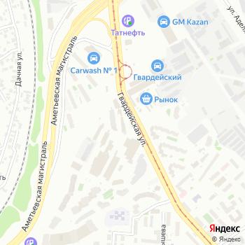 Мир электроники на Яндекс.Картах