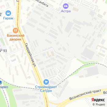 ПрофКосмо Стайл на Яндекс.Картах