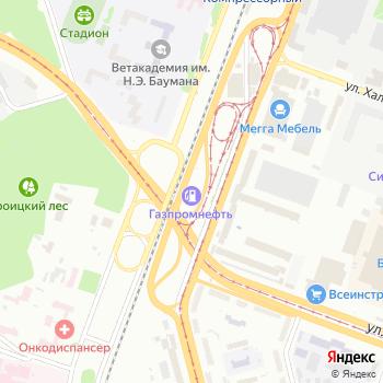 АЗС Апэкс на Яндекс.Картах