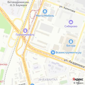 ИнТехСофт на Яндекс.Картах