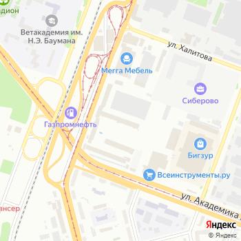 Уральский оптико-механический завод на Яндекс.Картах