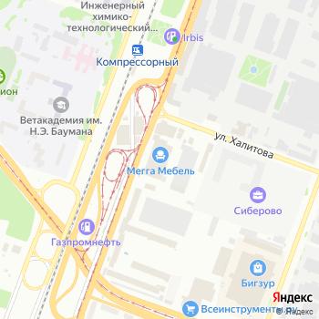 Наиди на Яндекс.Картах