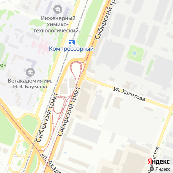 Магазин фруктов и овощей на Сибирском тракте на Яндекс.Картах