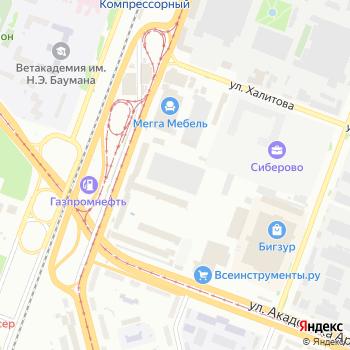 Витар Альфа на Яндекс.Картах