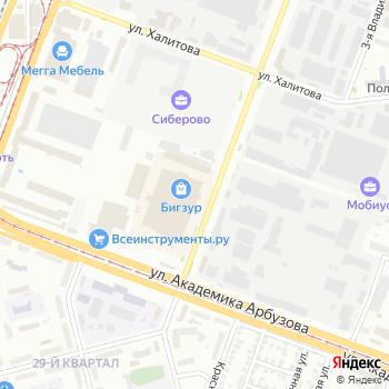 Сделано в Гжели на Яндекс.Картах