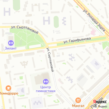 Ростелеком на Яндекс.Картах