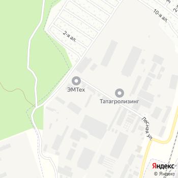 Айсберг на Яндекс.Картах