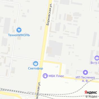 Машпрофиль-Поволжье на Яндекс.Картах