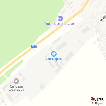 Татгазинвест на Яндекс.Картах