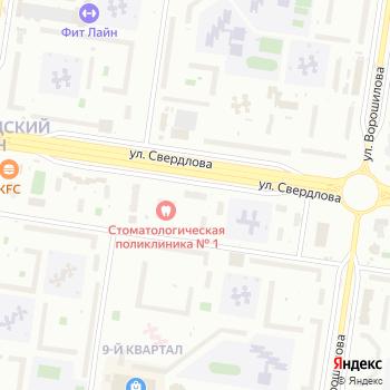 Промстройпроект на Яндекс.Картах
