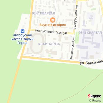 Департамент здравоохранения на Яндекс.Картах