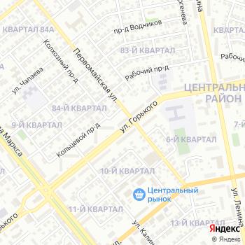 Самарское ПрОП на Яндекс.Картах