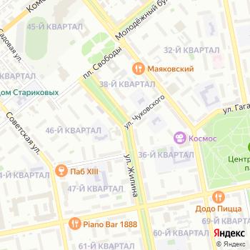 Утес на Яндекс.Картах