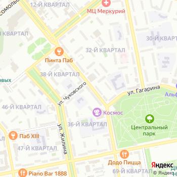 Белка на Яндекс.Картах