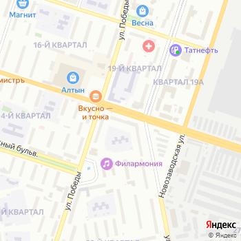 Магазин отделочных и строительных материалов на Яндекс.Картах