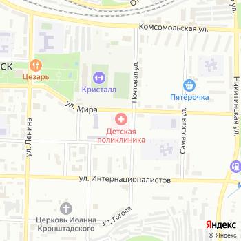 Аптечный пункт на Яндекс.Картах