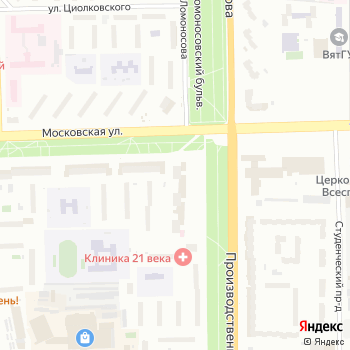 Мебельер на Яндекс.Картах