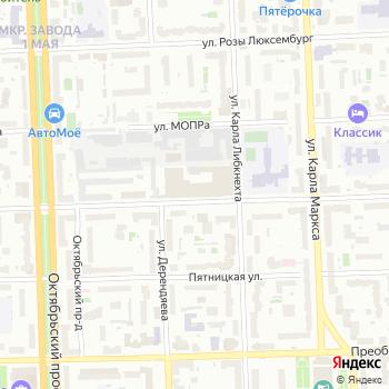 Дерево жизни на Яндекс.Картах