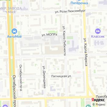 Хаба ТМ на Яндекс.Картах