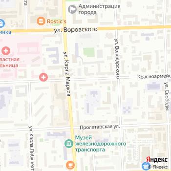 Почта с индексом 613501 на Яндекс.Картах