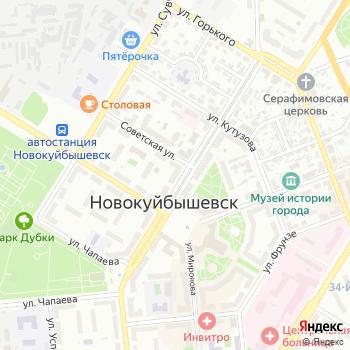 Ангел на Яндекс.Картах