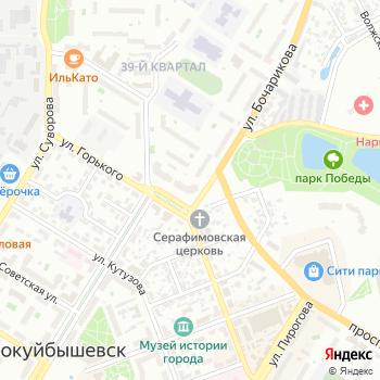 Хоум Кредит энд Финанс Банк на Яндекс.Картах