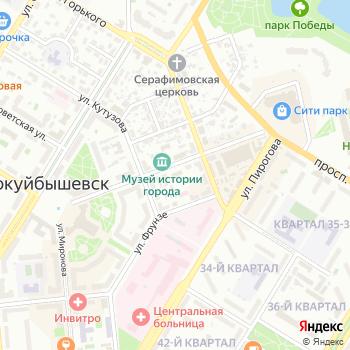 ПВГУС на Яндекс.Картах