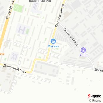 Восход на Яндекс.Картах
