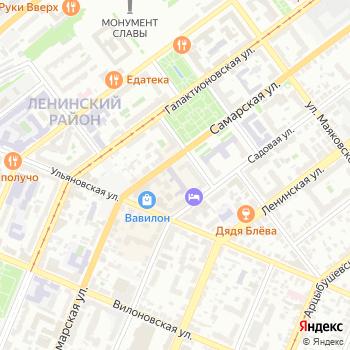 Волжанка на Яндекс.Картах