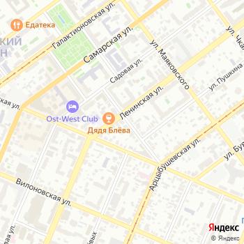 Акадиа-Самара на Яндекс.Картах