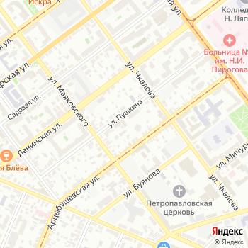 Центр гигиены и эпидемиологии в Самарской области на Яндекс.Картах