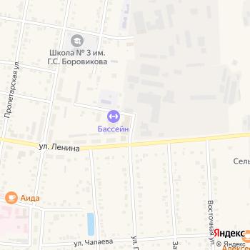 Почта с индексом 422901 на Яндекс.Картах