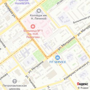 Центр творчества на Яндекс.Картах