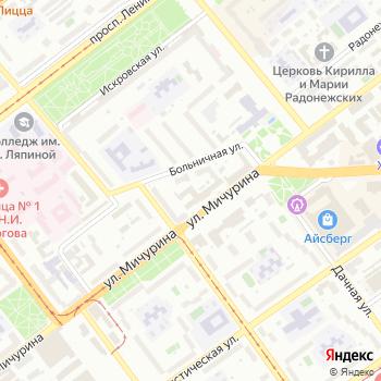 ГозЗайм на Яндекс.Картах